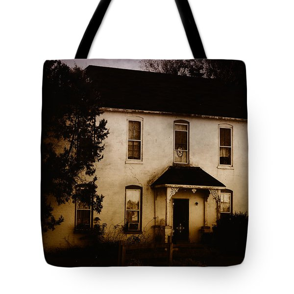 The Old And The Beautiful Tote Bag by Kristie  Bonnewell