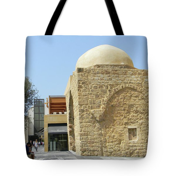 The Old And The New Tote Bag