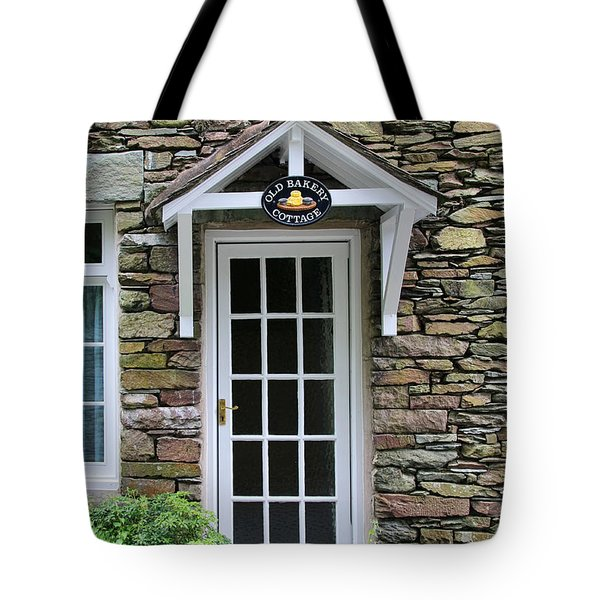The Old Bakery Cottage In Grasmere  6726 Tote Bag