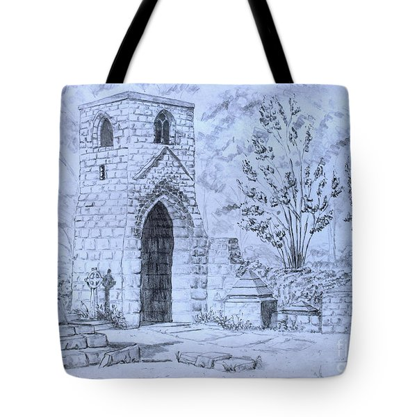 The Old Chantry Tote Bag