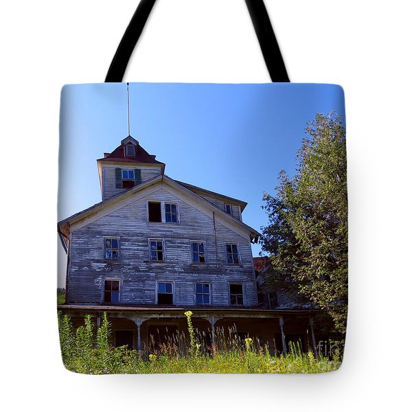 The Old Cold Spring Hotel Tote Bag
