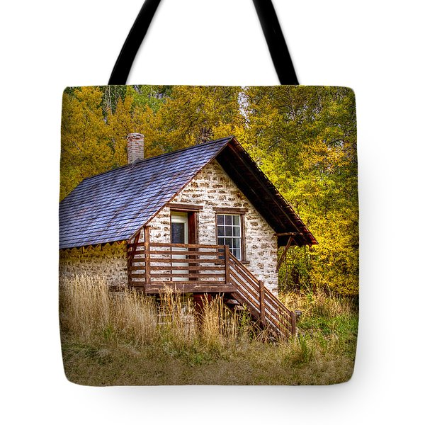 The Old Creamery Tote Bag