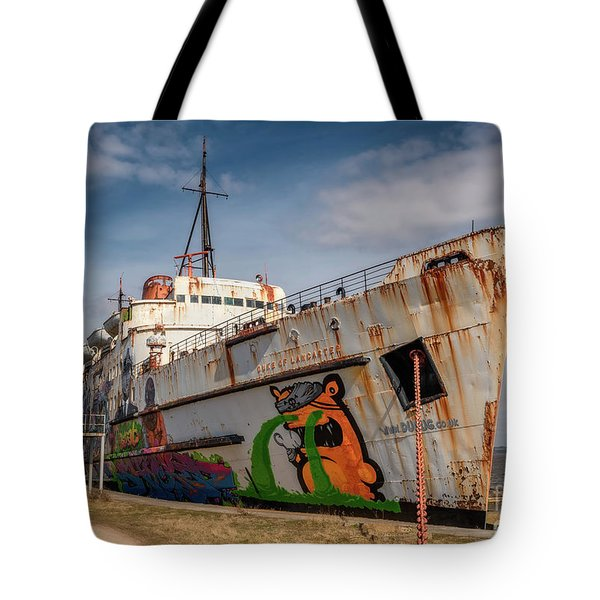 Tote Bag featuring the photograph The Old Duke by Adrian Evans