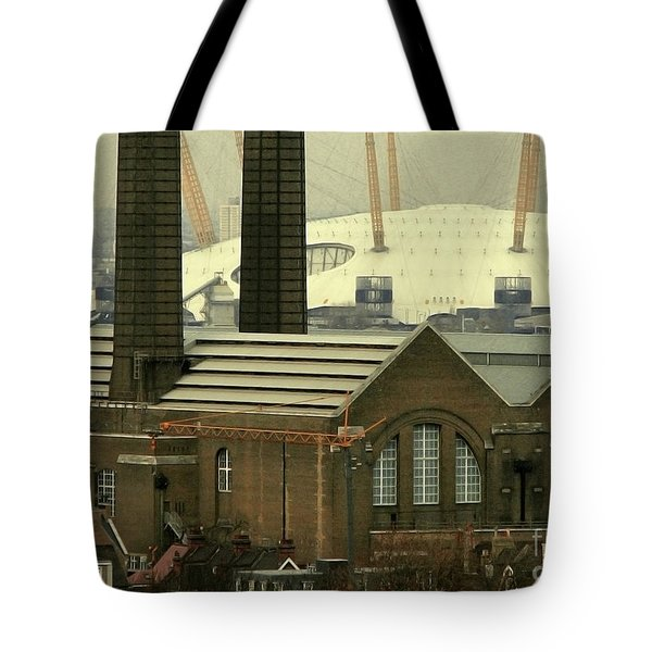 The Old Factory Tote Bag by Christo Christov