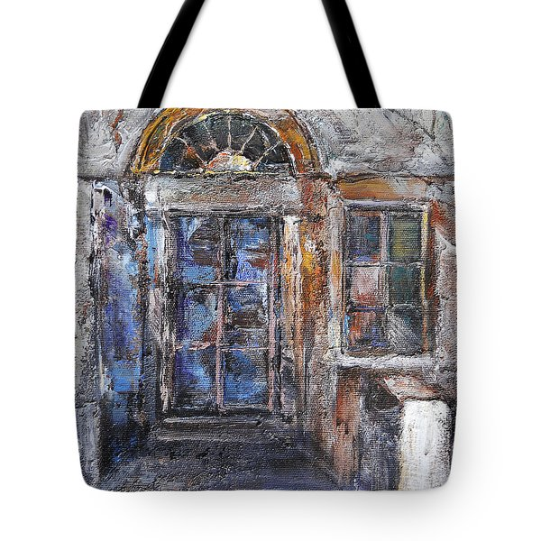 The Old Gate Tote Bag