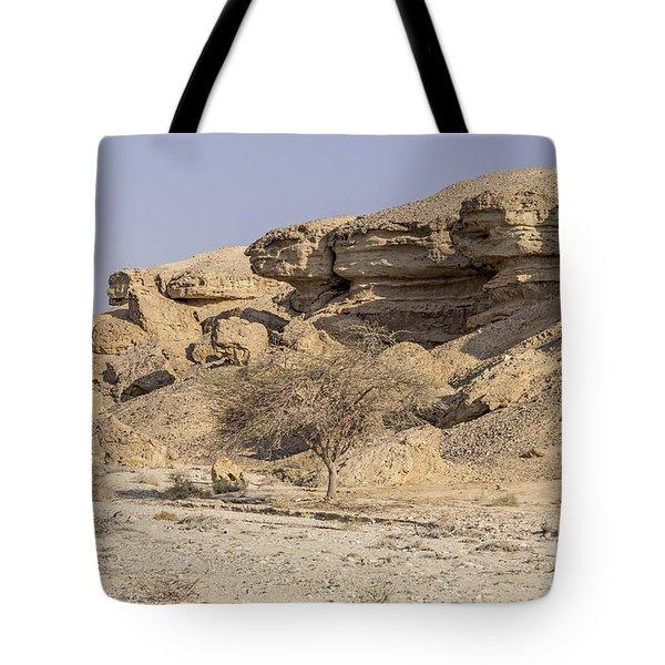 The Old Gatekeeper 03 Tote Bag