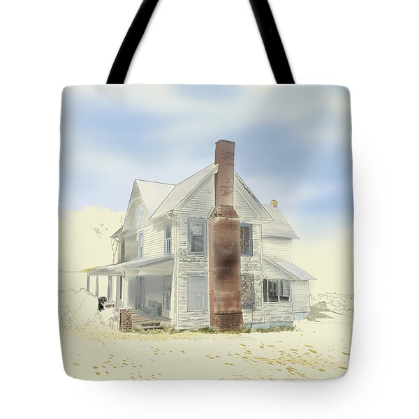 The Home Place - Silent Eyes Tote Bag