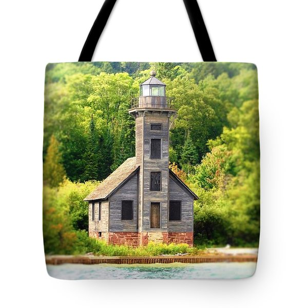 The Old Light Tote Bag