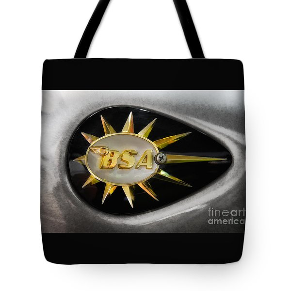 The Old Logo  Tote Bag