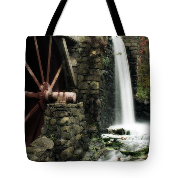 The Old Mill Tote Bag by Renee Hong