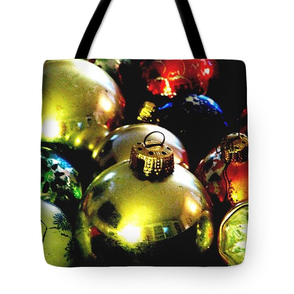The Old Ones Tote Bag by Angela Davies