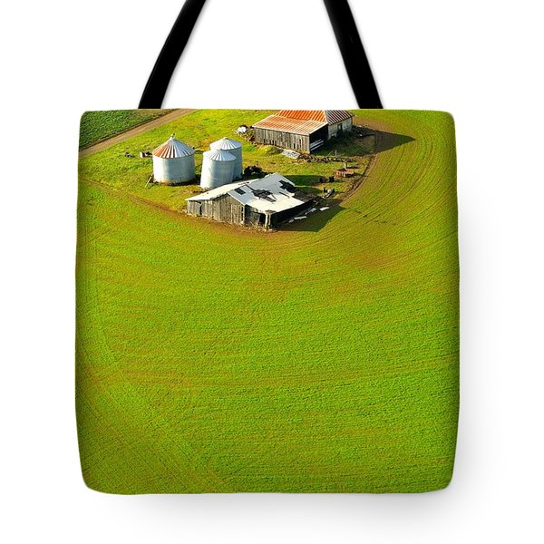 The Old Place Tote Bag