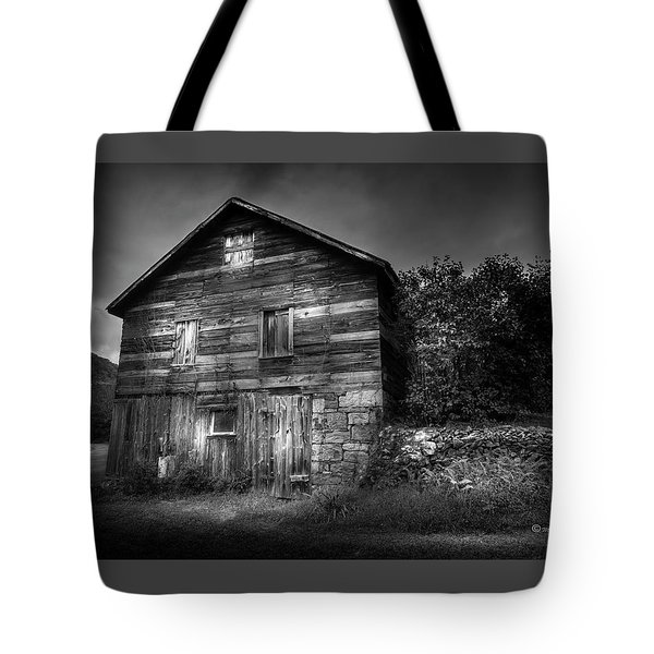 Tote Bag featuring the photograph The Old Place by Marvin Spates