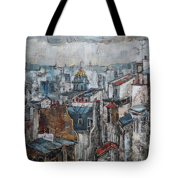 The Old Quarter II Tote Bag
