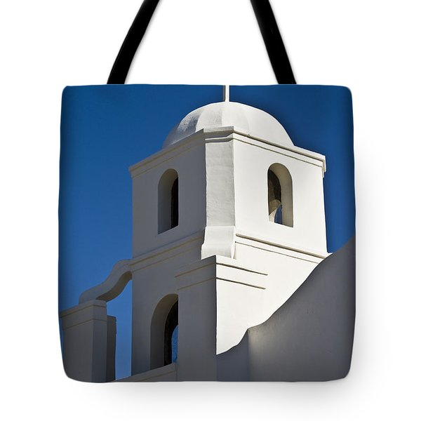 The Old Scottsdale Mission Tote Bag