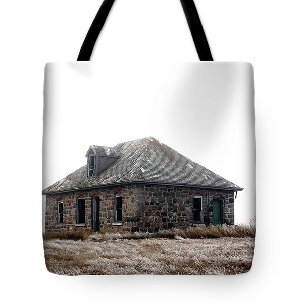 The Old Stone House Tote Bag
