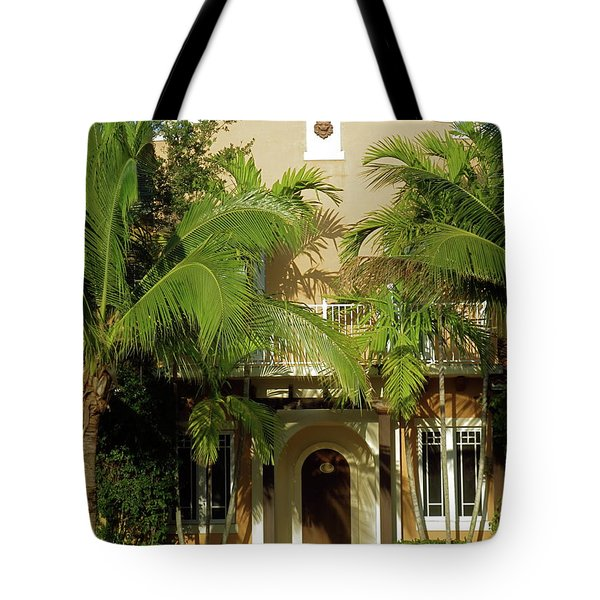 The Old Sunset House. Tote Bag