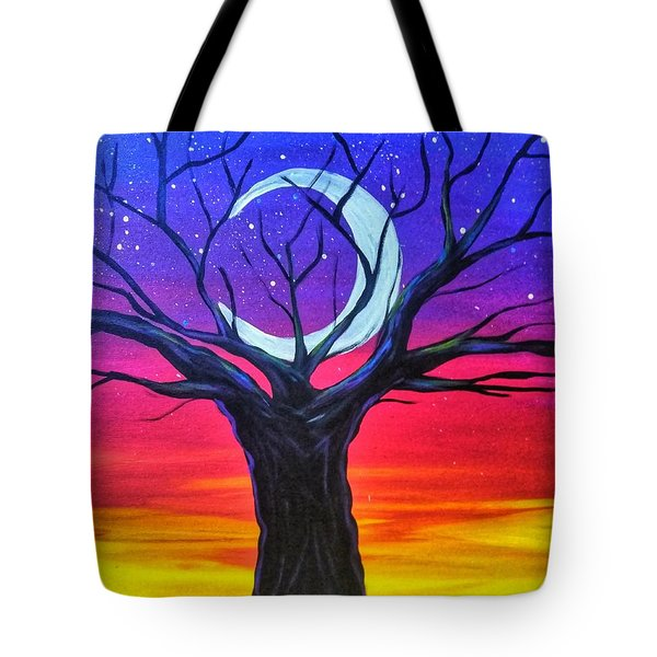 The Old Tree Tote Bag
