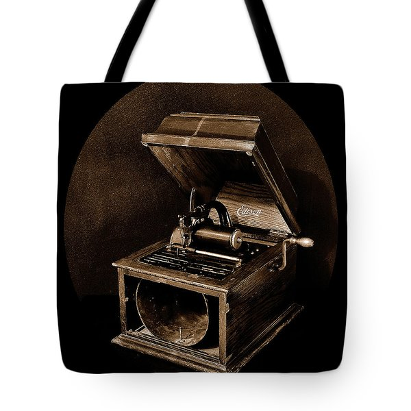 The Old Victrola Tote Bag