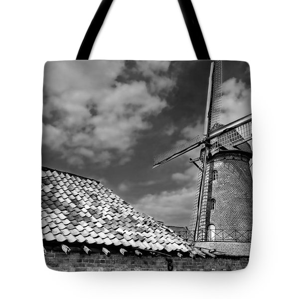 The Old Windmill Tote Bag by Jeremy Lavender Photography
