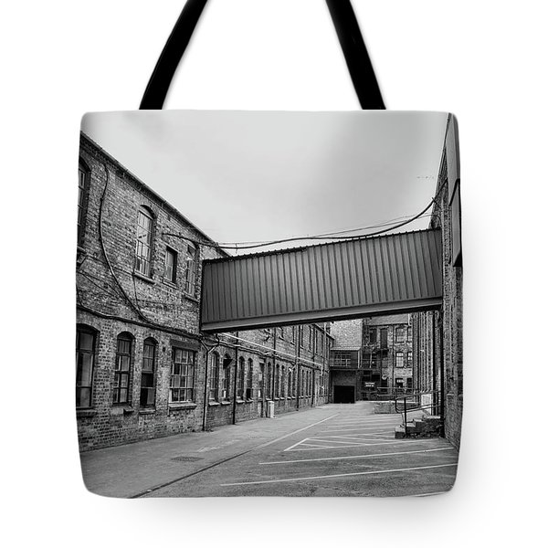 The Old Workhouse Tote Bag