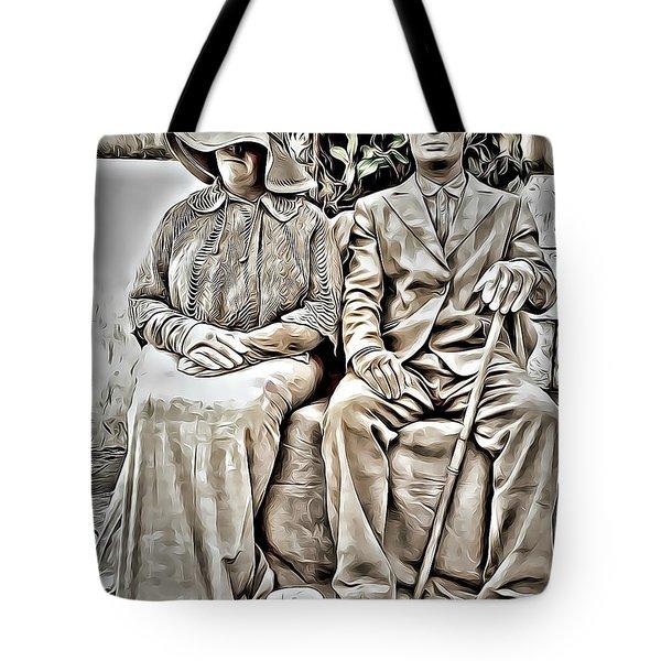 The Olders  Tote Bag