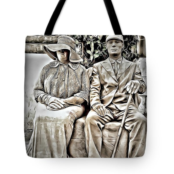 The Olders  Tote Bag