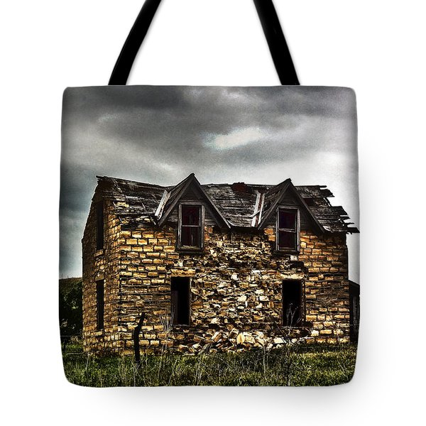 The Ole Home Place Tote Bag