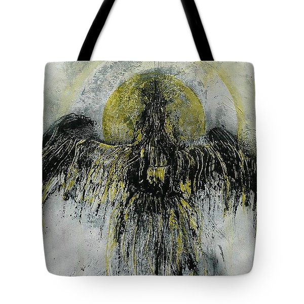 The Omen Tote Bag