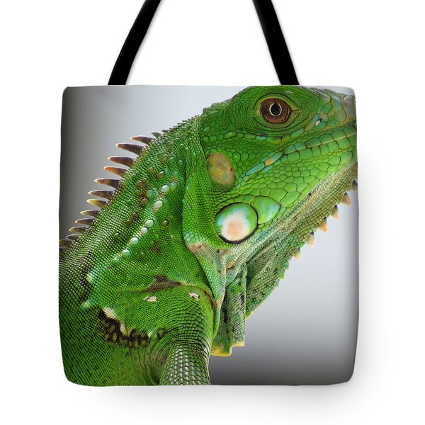 The Omnivorous Lizard Tote Bag