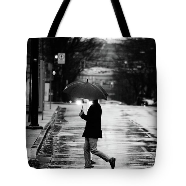 Tote Bag featuring the photograph The One Chance I Found  by Empty Wall