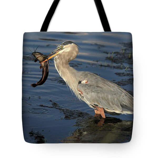 The One That Did Not Get Away Tote Bag