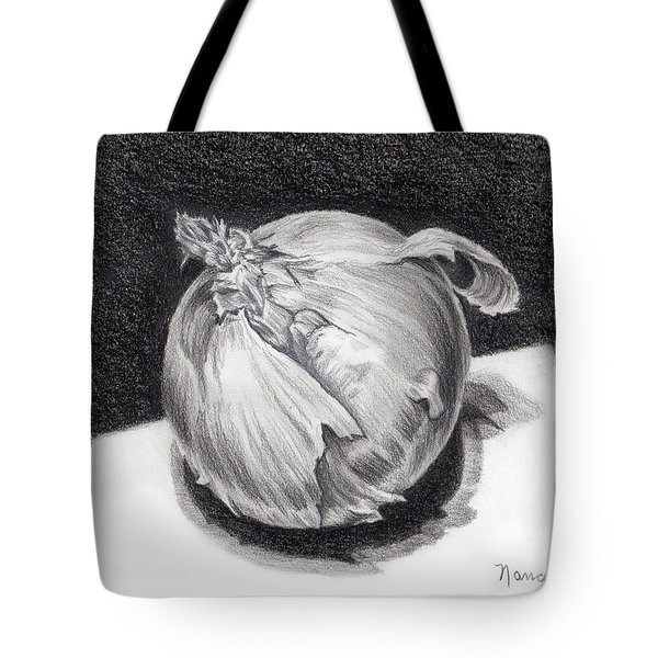The Onion Tote Bag
