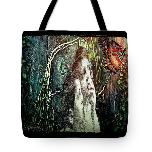 The Only Word... Tote Bag