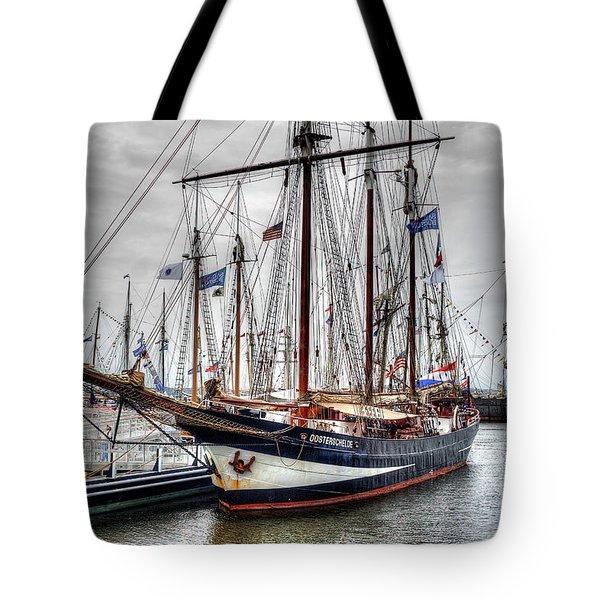 The Oosterschelde Tote Bag