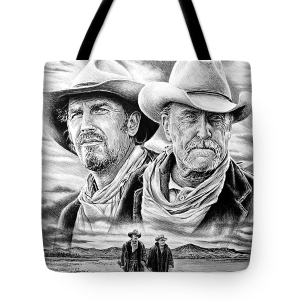 The Open Range Tote Bag