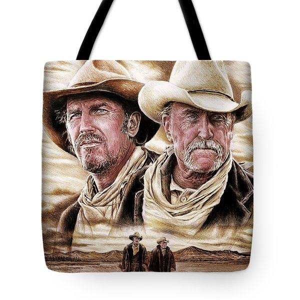 The Open Range Colour Edit By Andrew Read Tote Bag