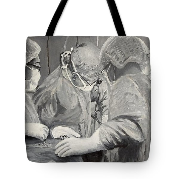 The Operation Tote Bag