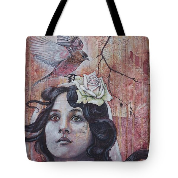 The Oracle Tote Bag by Sheri Howe