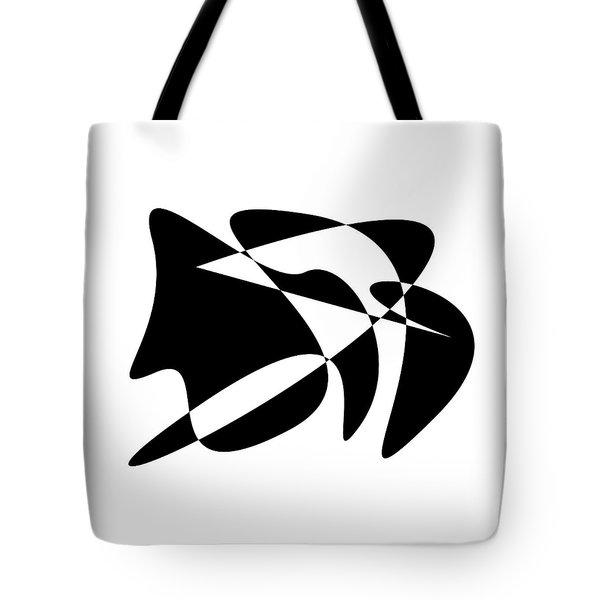 The Orator Tote Bag by David Bridburg