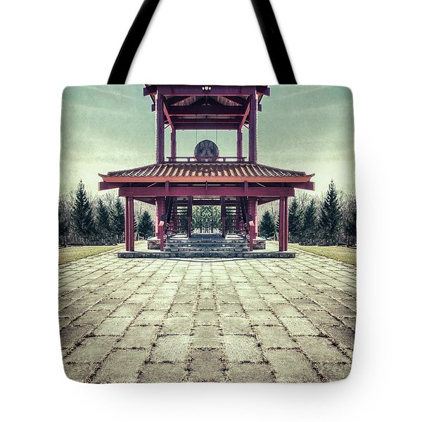 The Oriental Touch Tote Bag