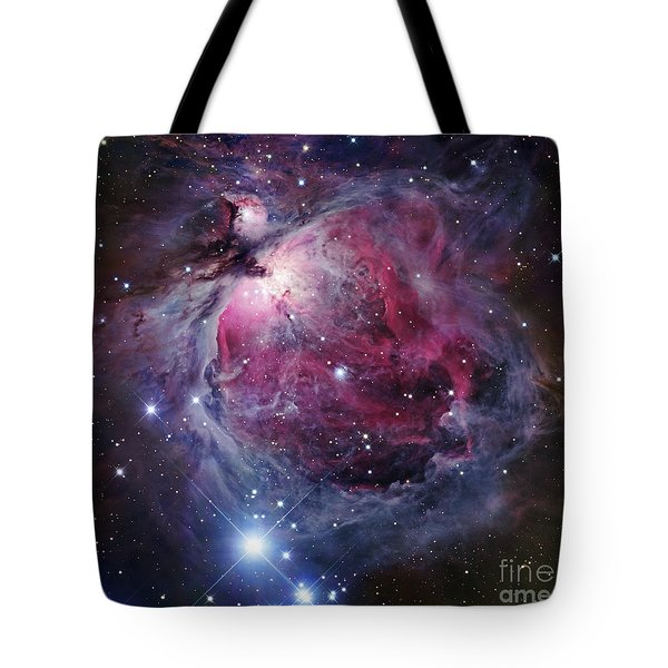 The Orion Nebula Tote Bag