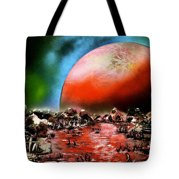 The Other Land Tote Bag