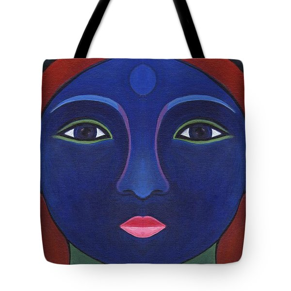 The Other Side - Full Face 1 Tote Bag