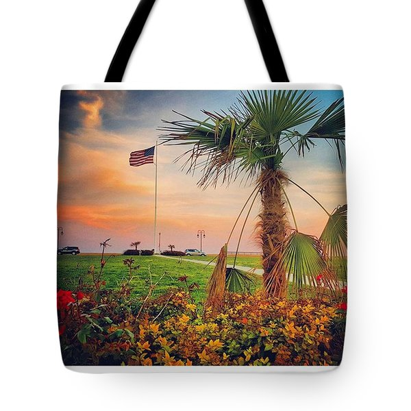The Other Side Of Sunset Tote Bag