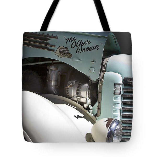 The Other Woman Tote Bag