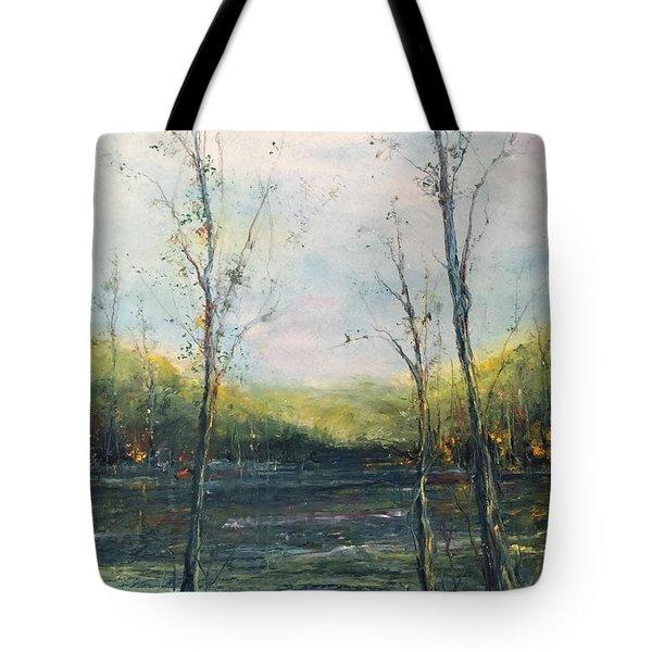 The Ouachita Tote Bag