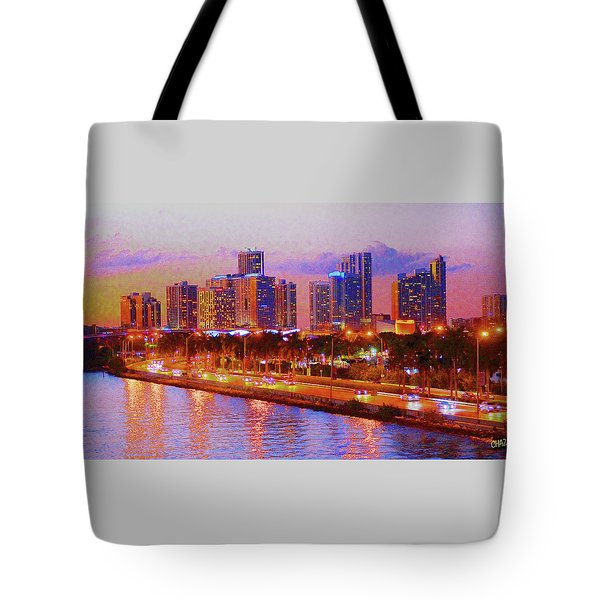 The Outer Drive Tote Bag