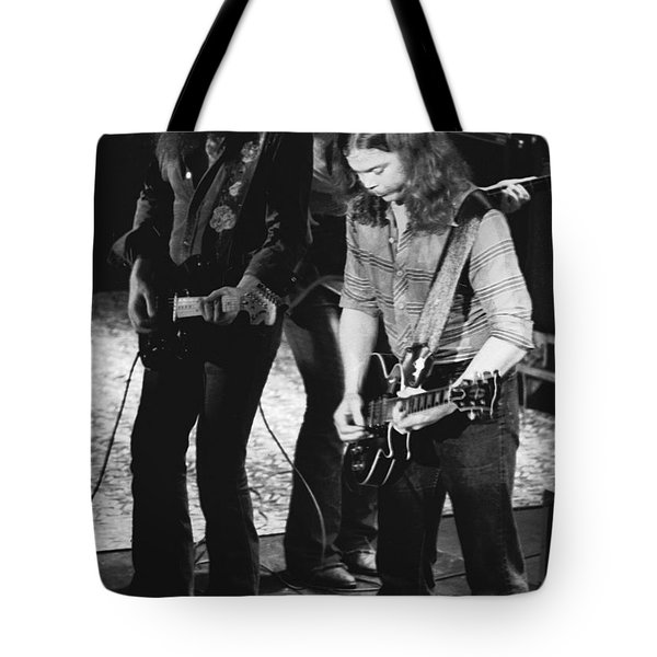 The Outlaws Rock Winterland 3 Tote Bag