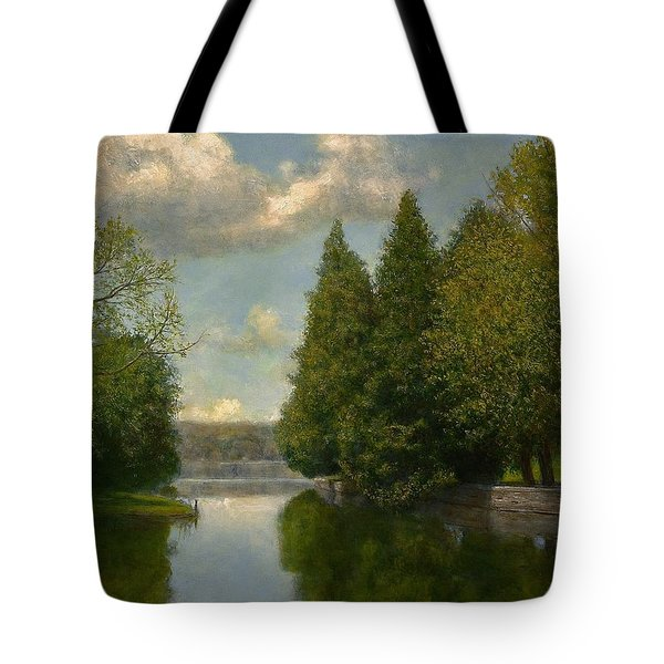 The Outlet Tote Bag by Wayne Daniels